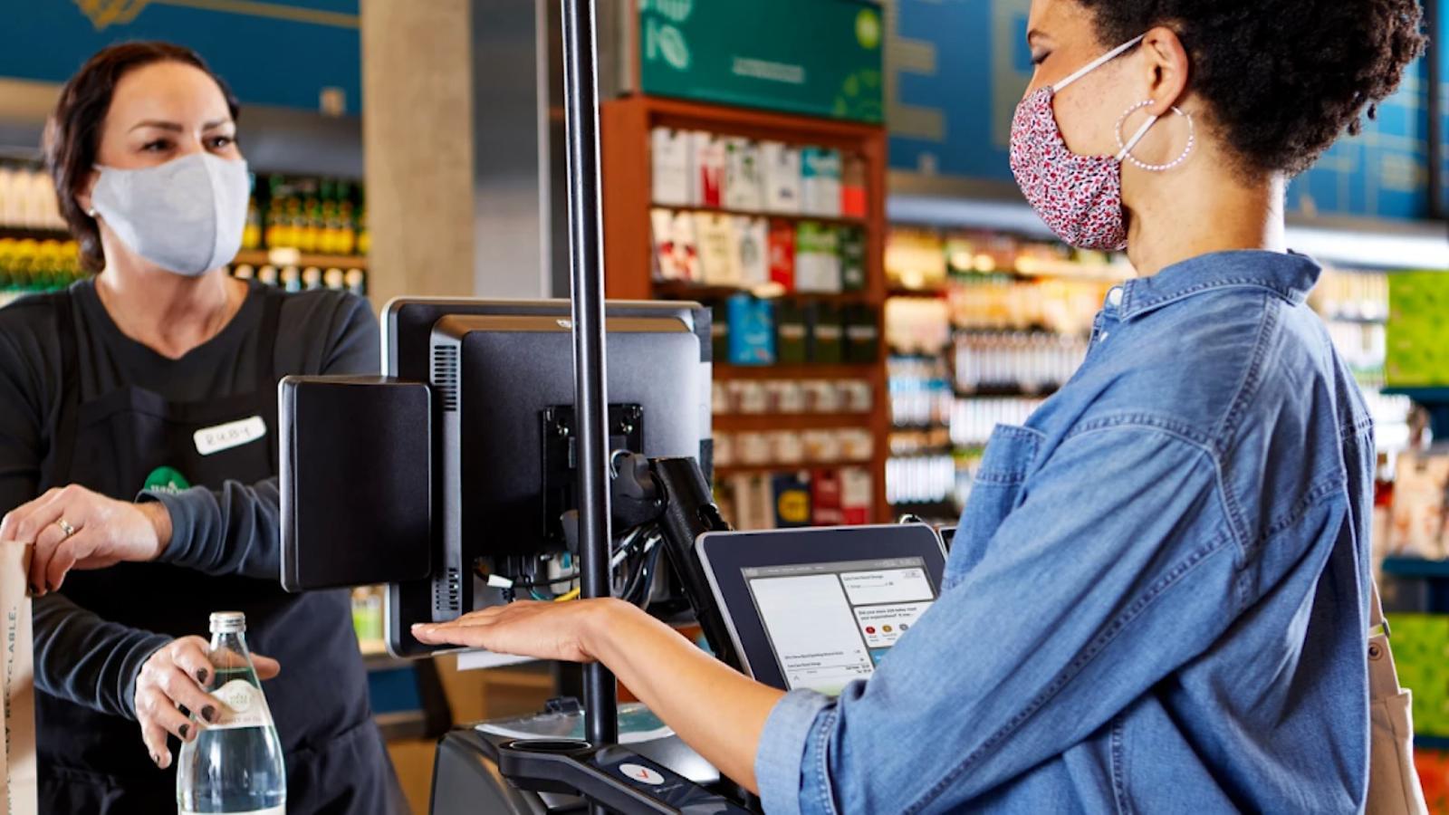 Amazon One - Nueva forma de pago
