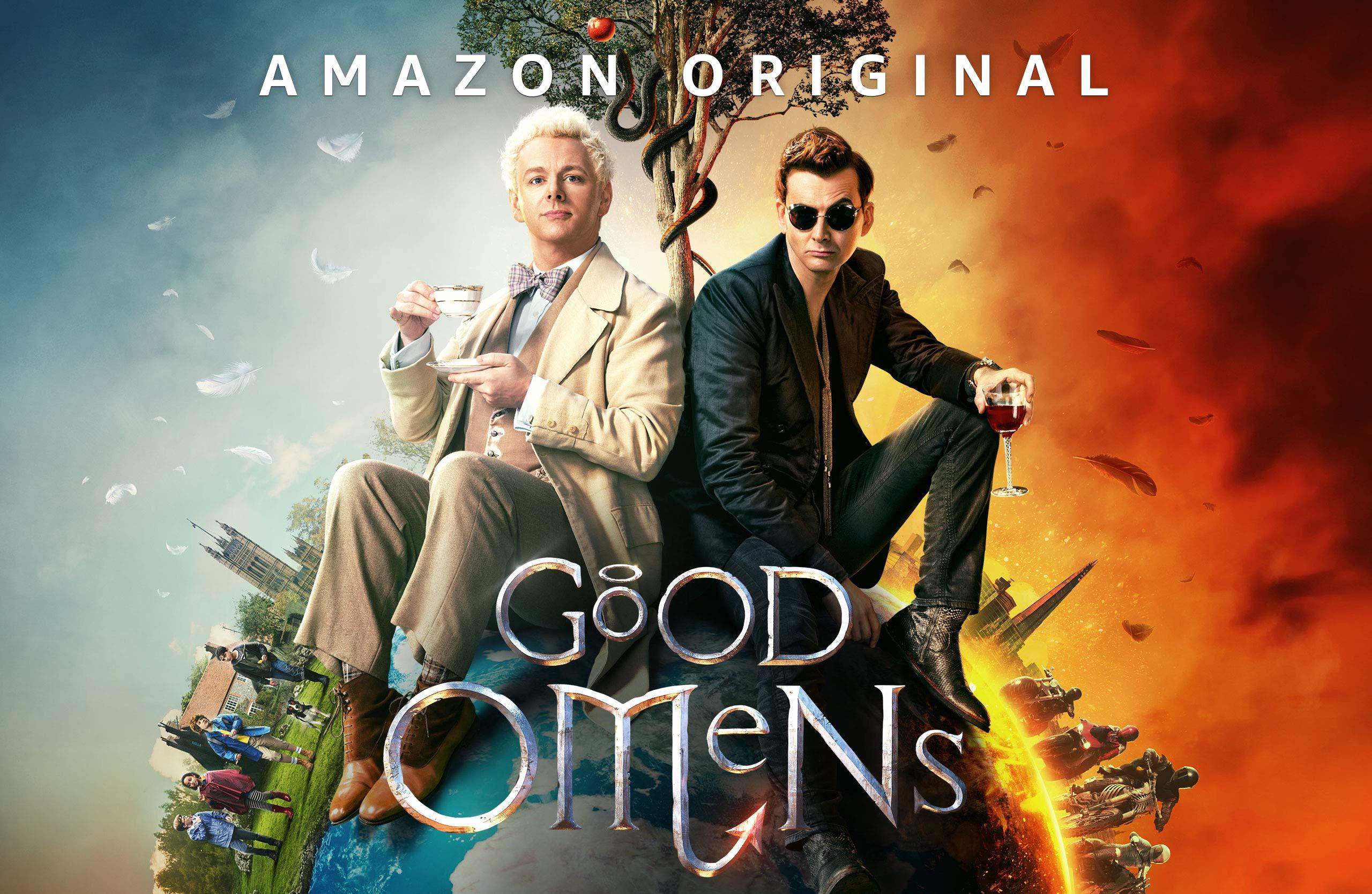 Amazon Prime Video - Good Omens-1