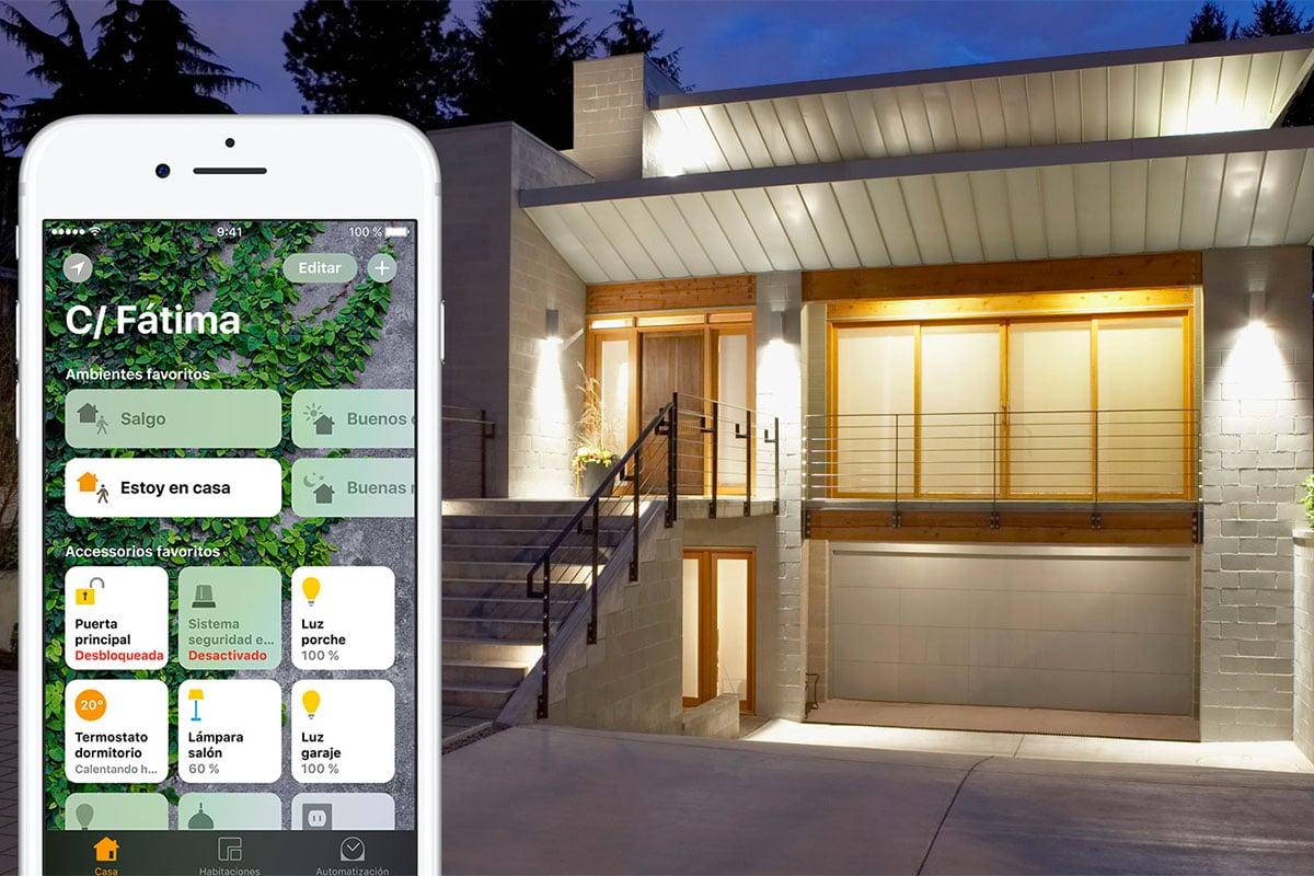 App Casa iPhone real