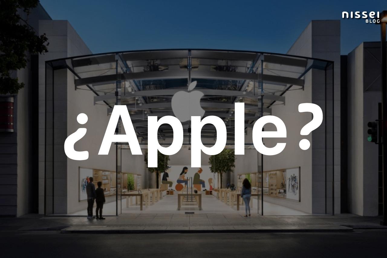 Apple - Contenido para blog