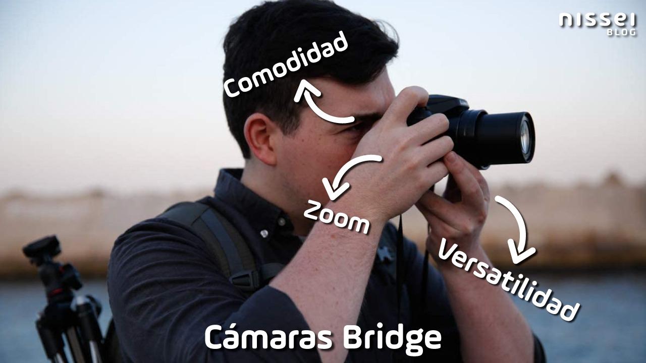 Cámaras Bridge Editado
