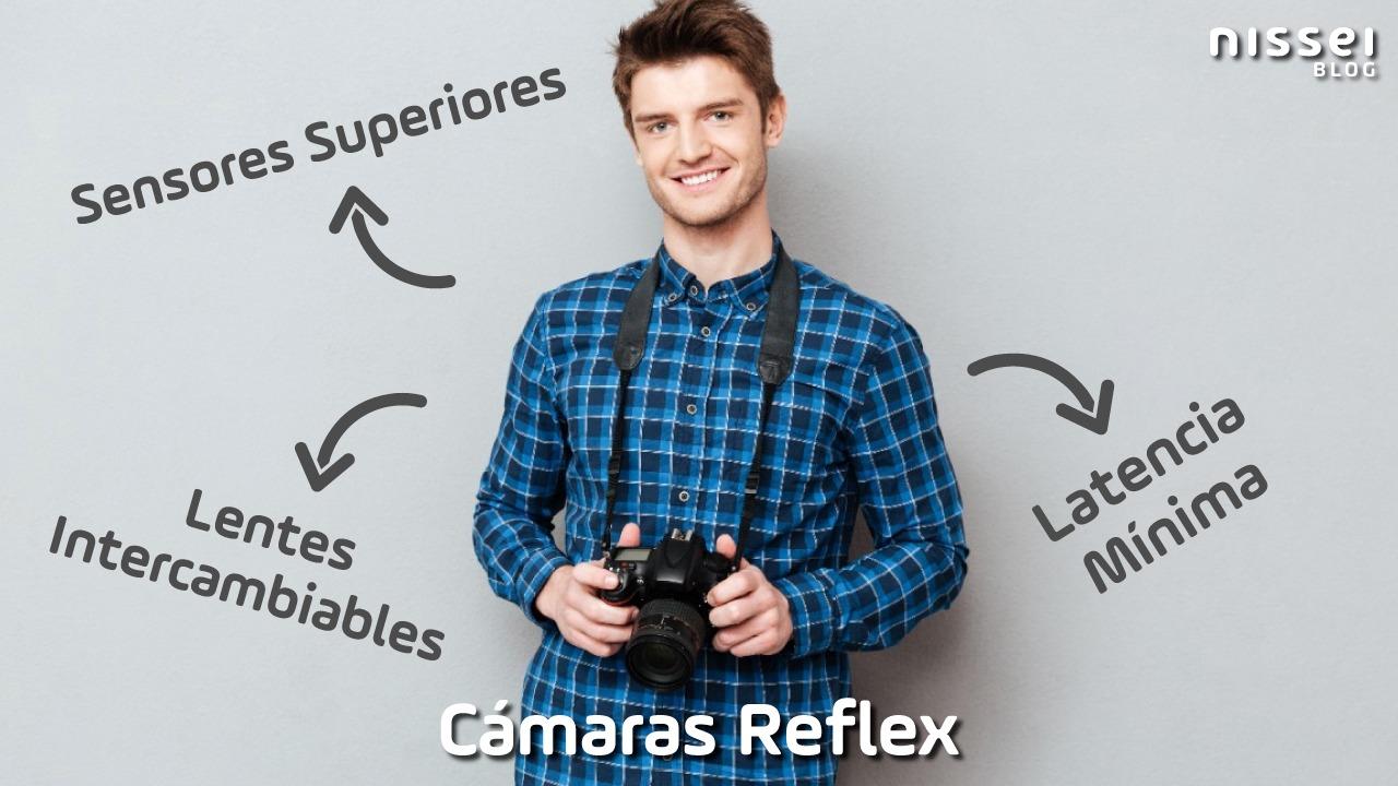 Cámaras Reflex - Editado