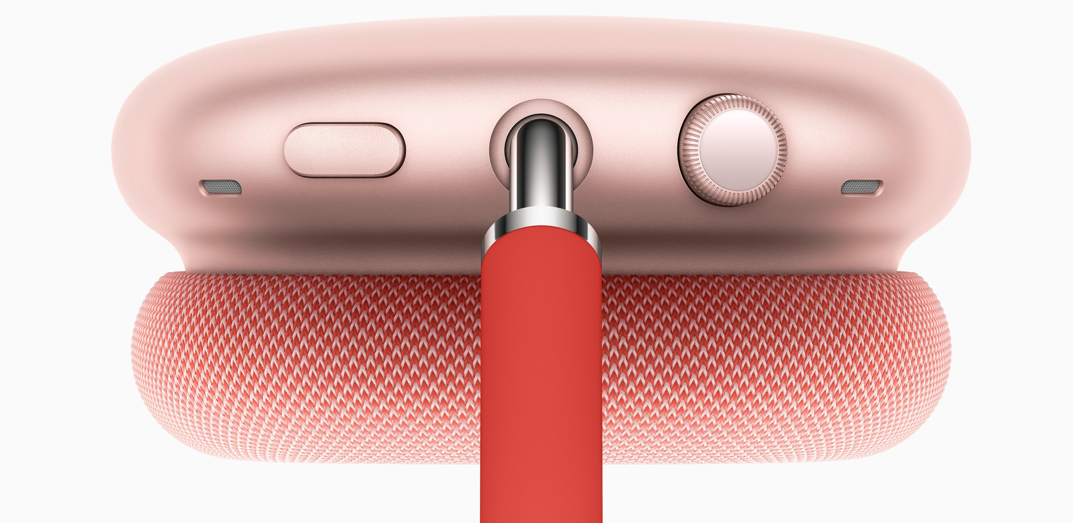 Los nuevos Airpods Max de Apple con digital crown