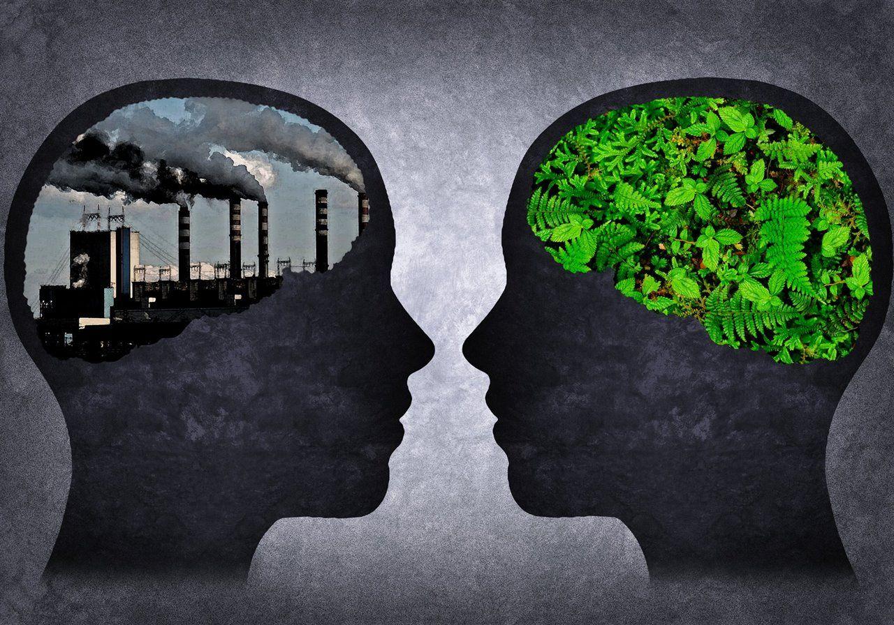 Dos cabezas - Dos pensamientos - Contenido Blog Mes del Medio Ambiente