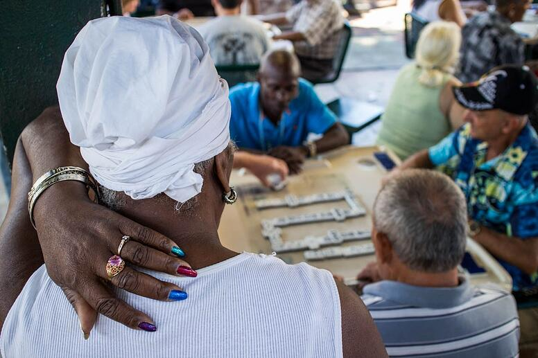 En el popular barrio La Havana - Tetsu Esposito
