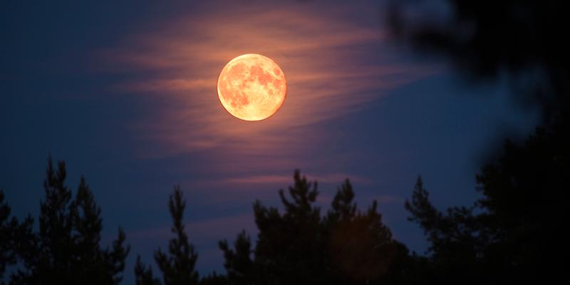 Súper luna fresa