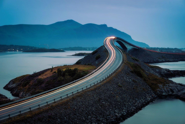 Carretera de Noruega - National Geographic