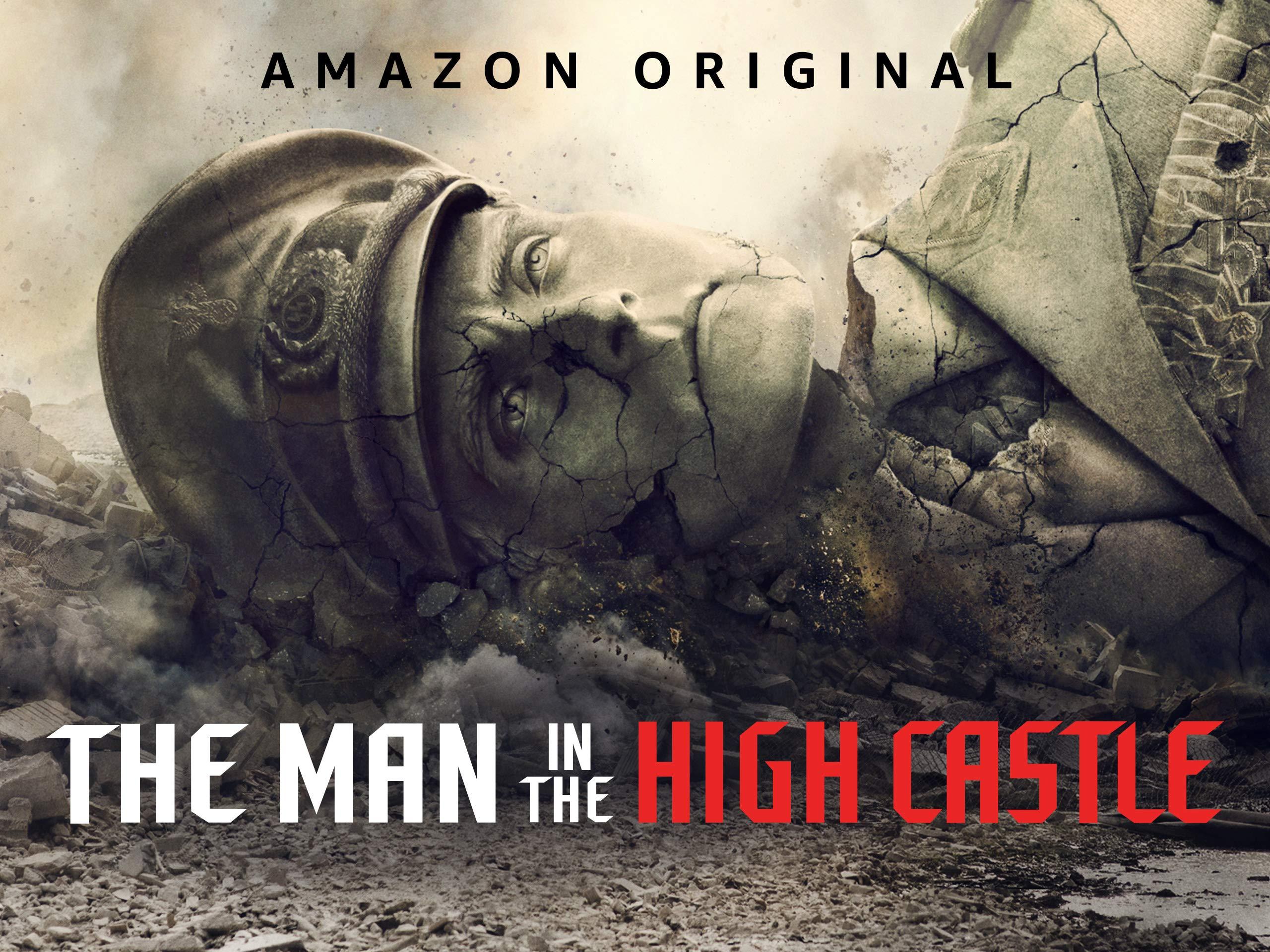 Portada - Amazon Prime Video The Man in the high castle