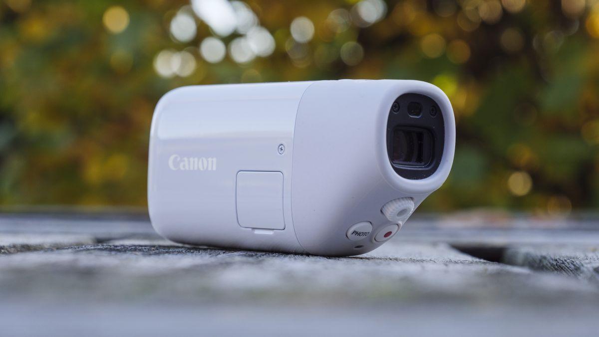 PowerShot Canon - Zoom