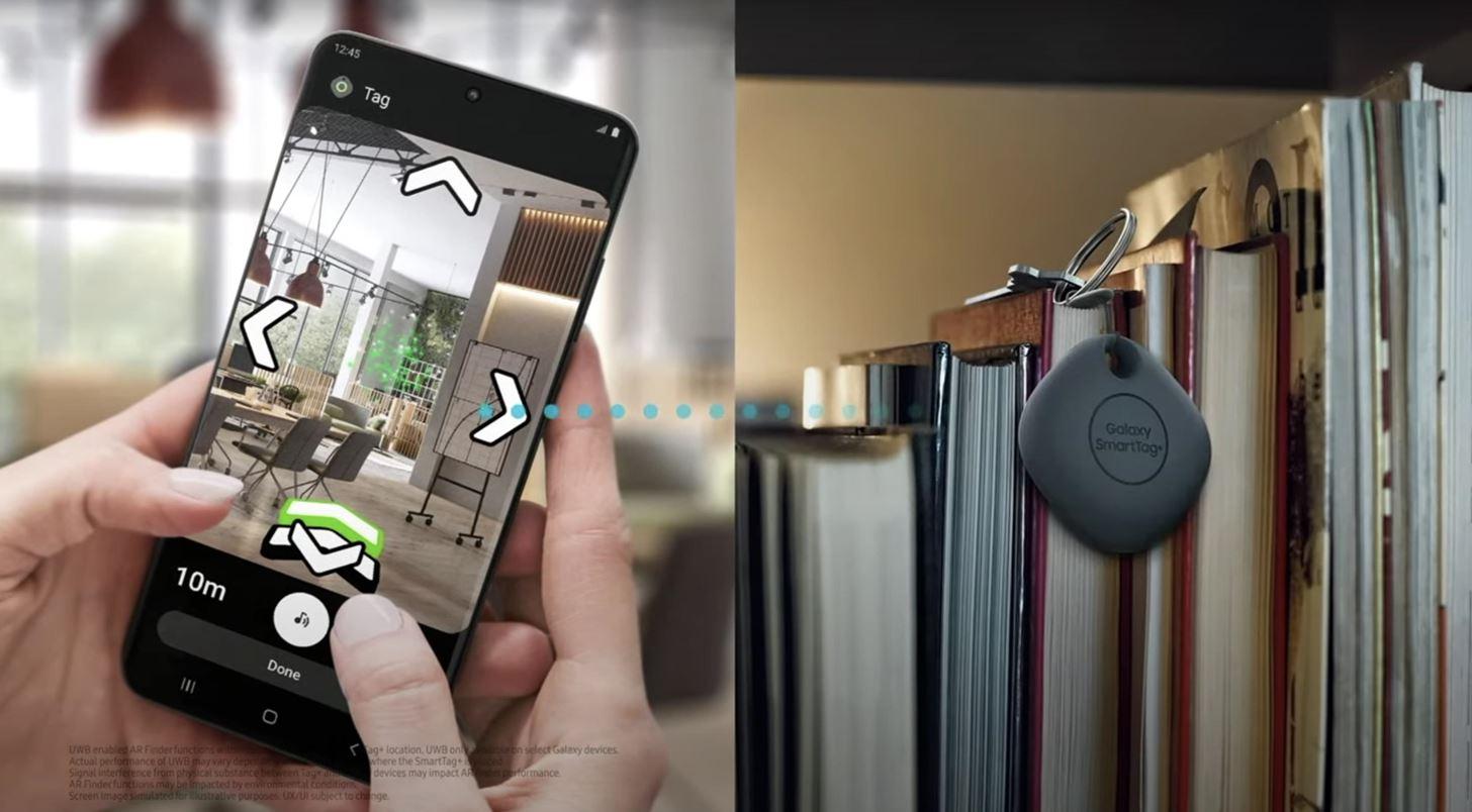 Samsung Smart Tags