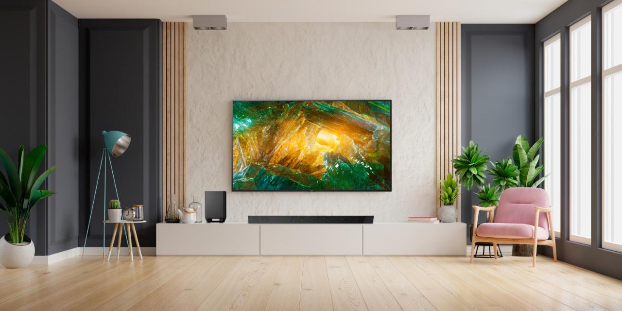 TV SONY + SOUNDBAR
