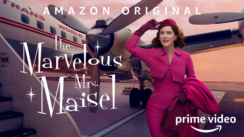 The Marvelous Mrs Maisel - Portada - Amazon Prime Video JPG