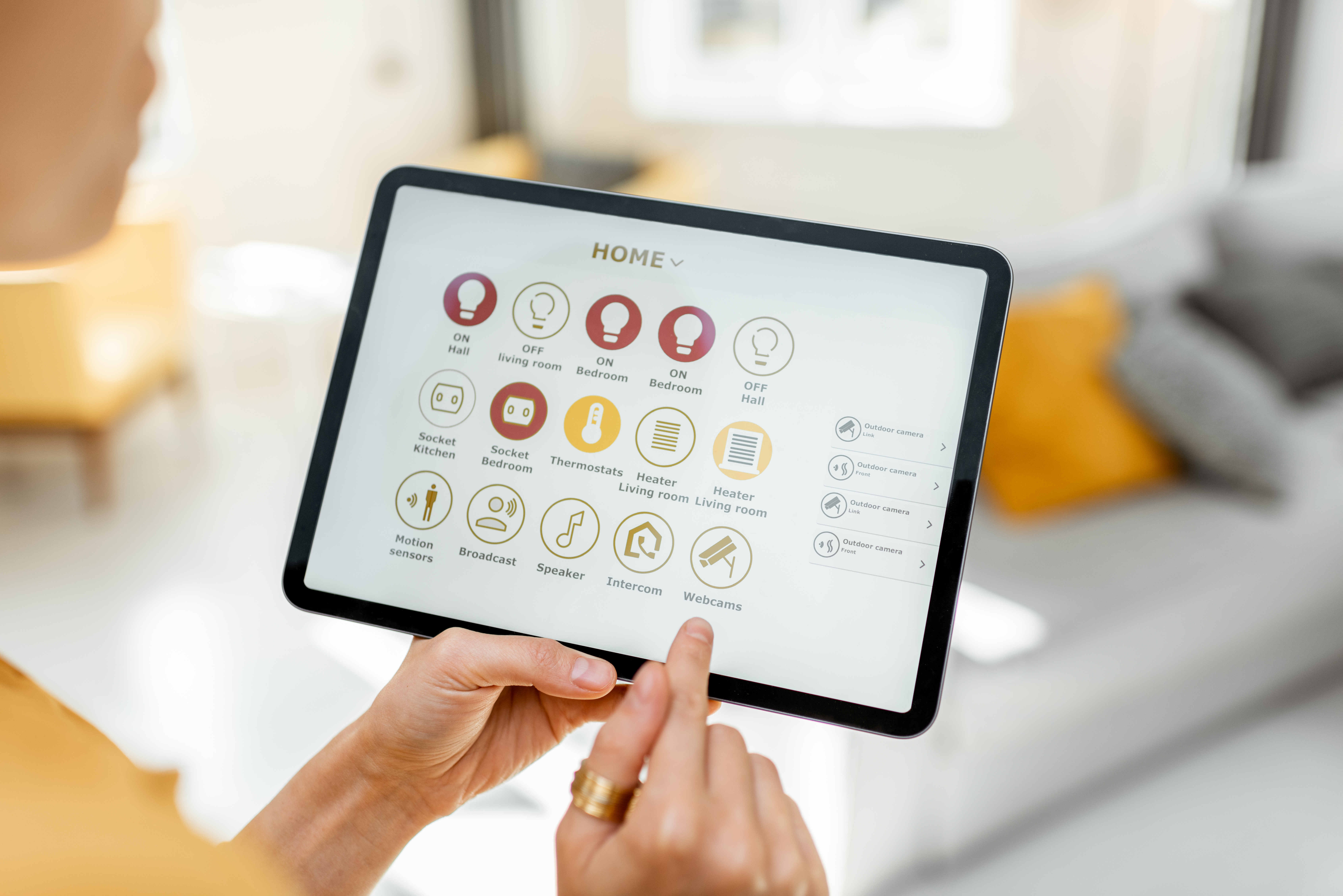 controlling-smart-home-devices-using-a-digital-tab-CYYBTR7