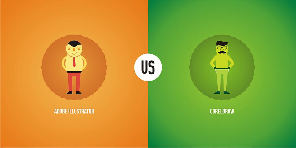 Adobe vs Corel