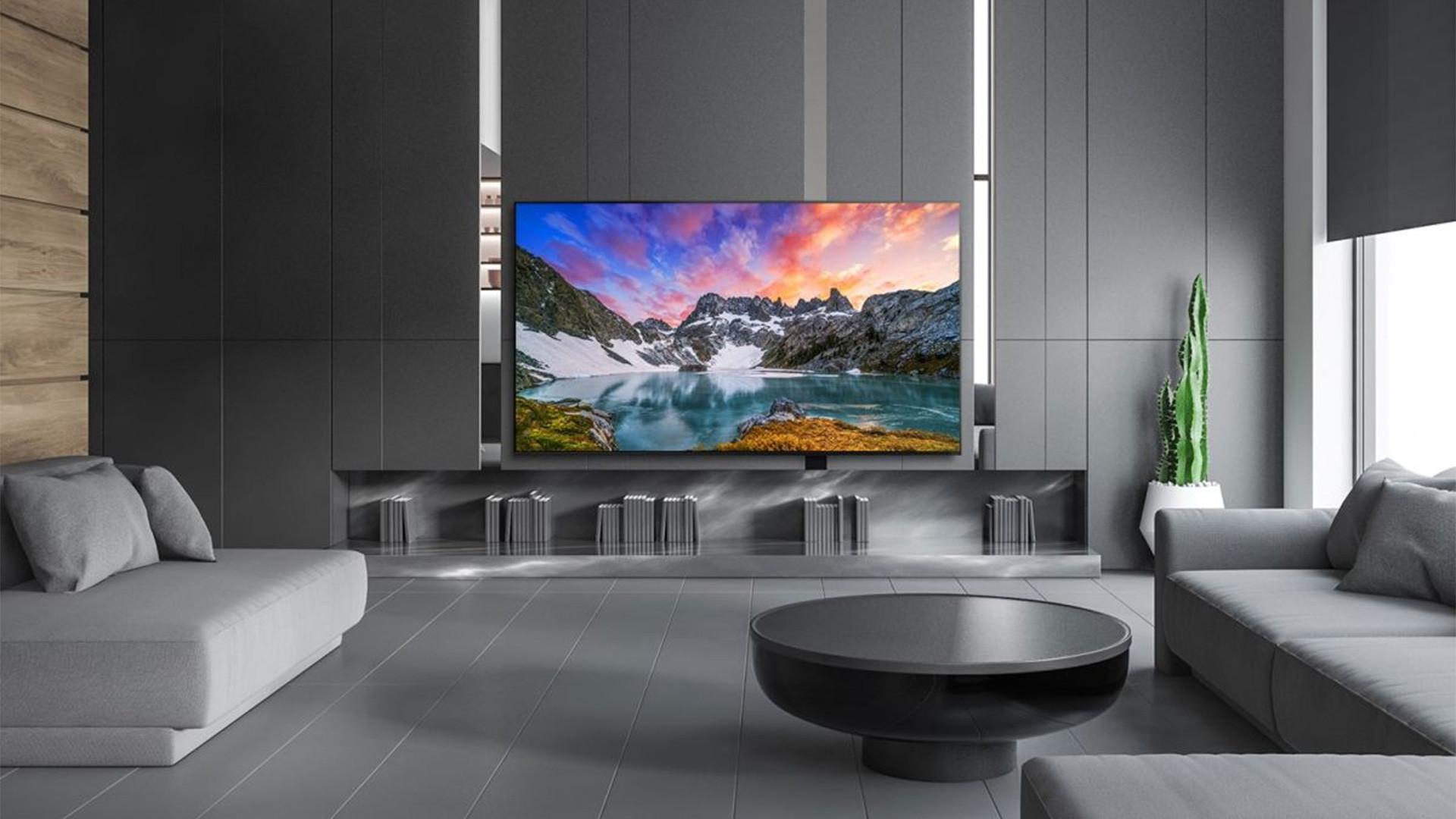 Tamanho ideal para TV na sala