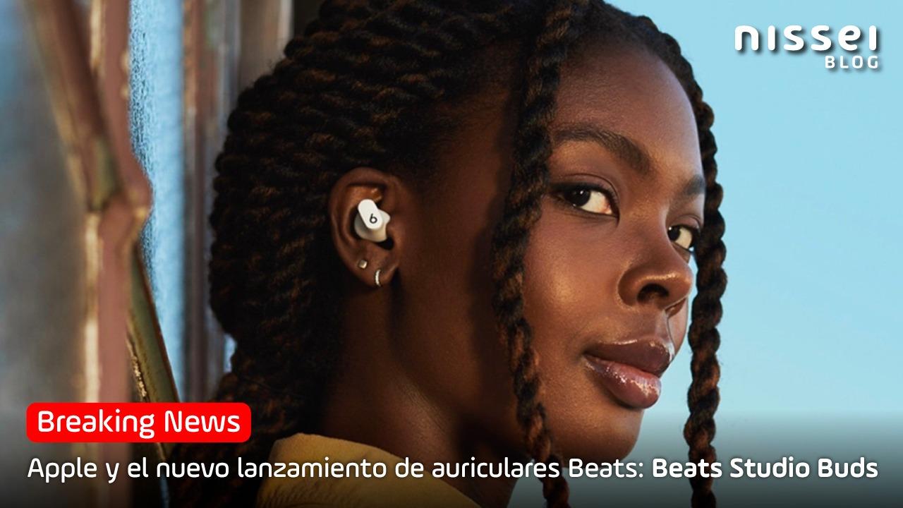Beats Studio Buds, los nuevos auriculares inalámbricos de Apple