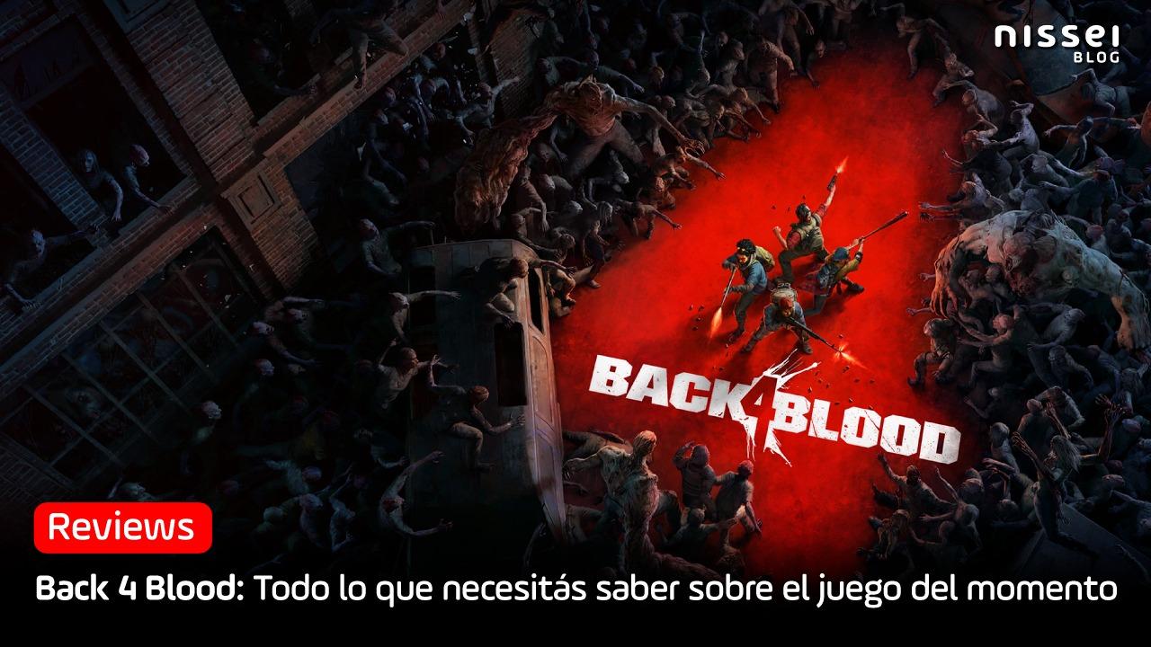 Cómo conseguir la Beta Abierta de Back 4 Blood