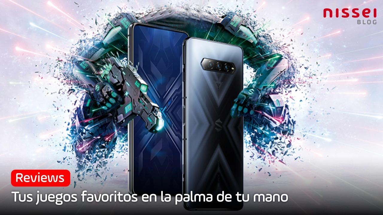 Black Shark 4: el smartphone gamer más nuevo de Xiaomi