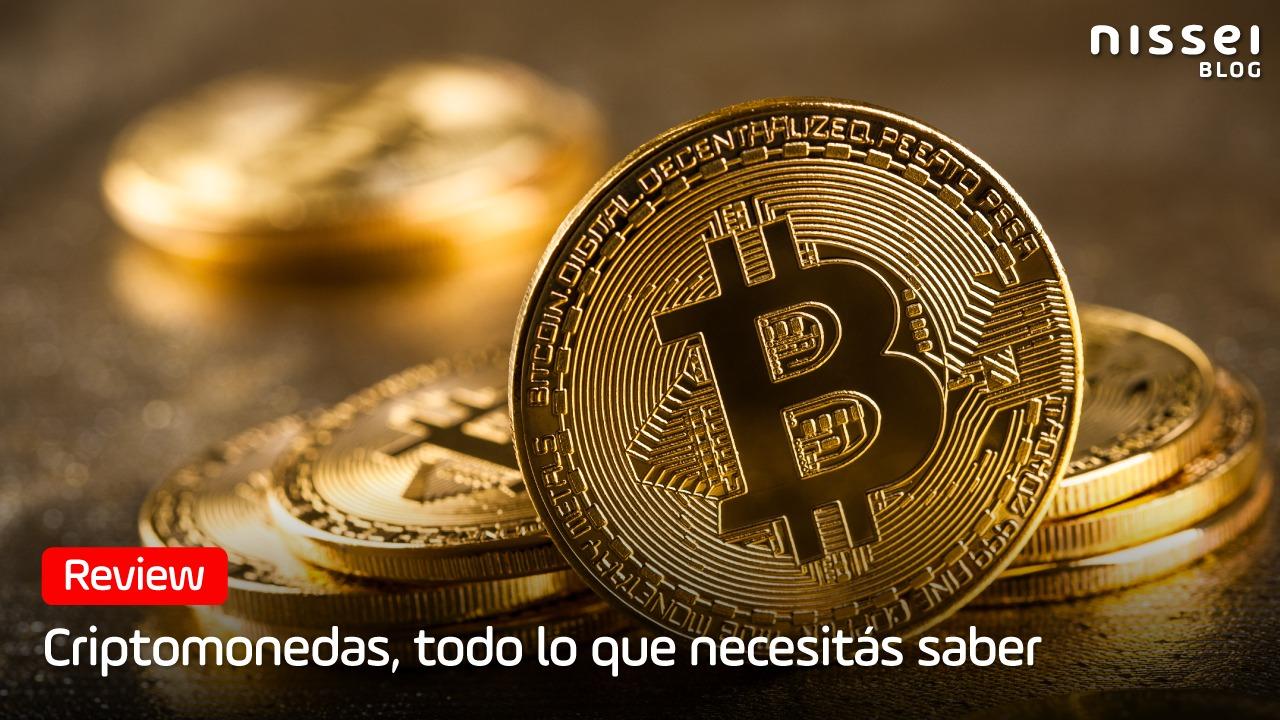 Criptomonedas - La era de las monedas digitales
