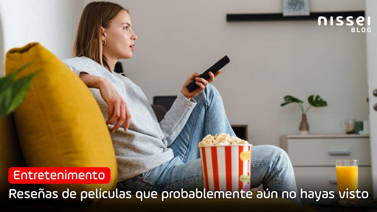 ¿Aburrido de Netflix? 5 pelis que probablemente no hayas visto