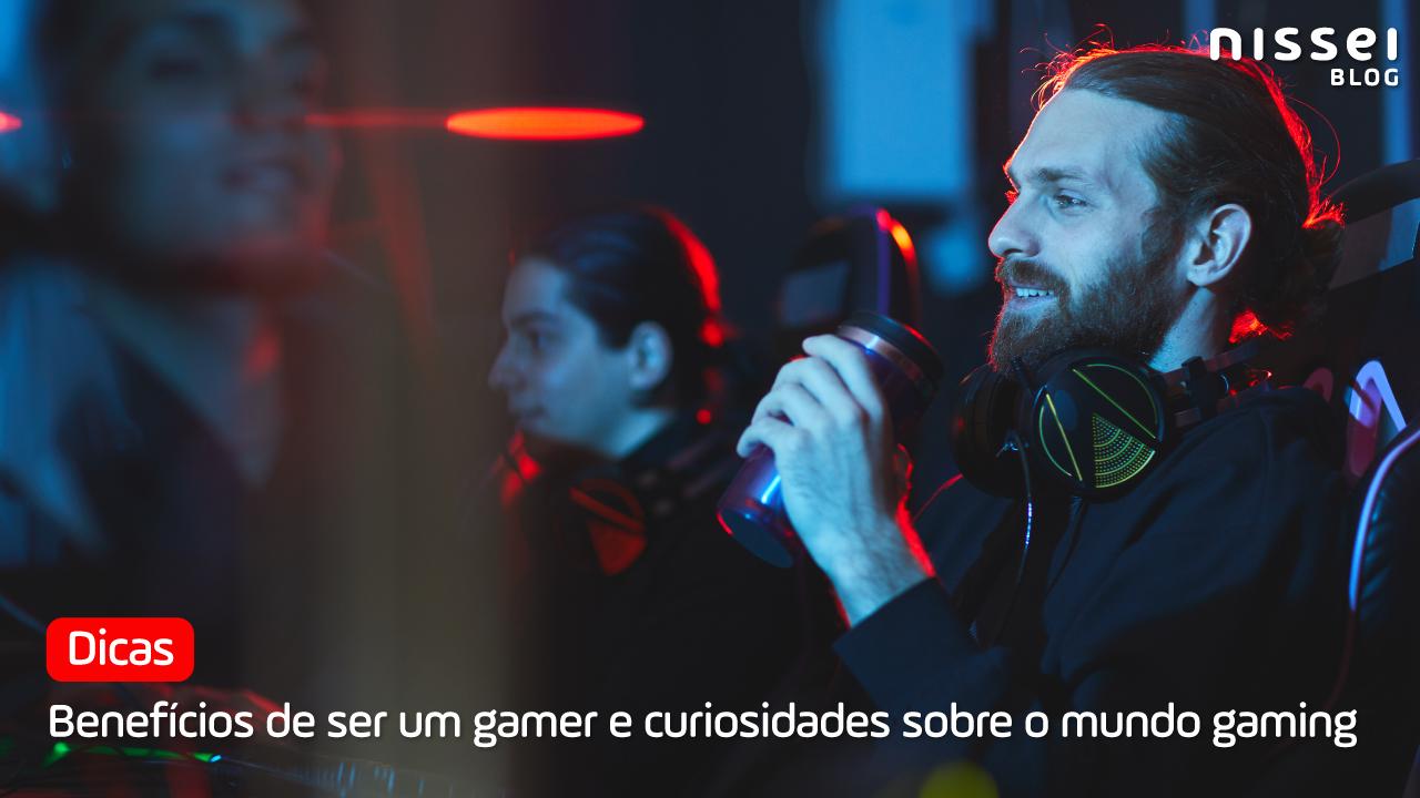 Dia Internacional do Gamer: todas as curiosidades desta data!