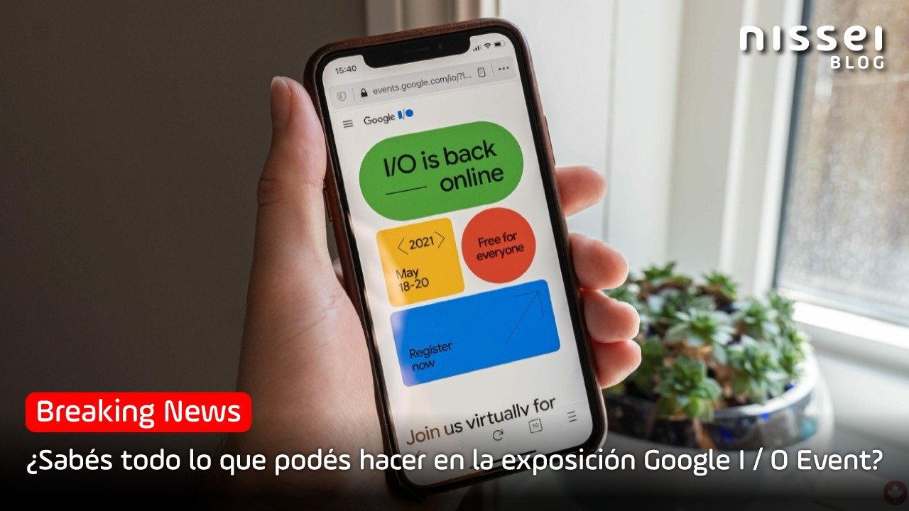 Google I/O 2021: ¿Cómo acceder y registrarse al evento de Google?
