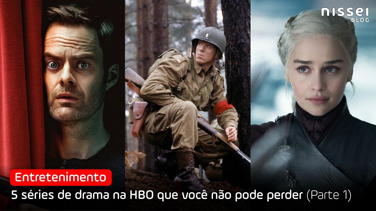 5 séries da HBO mais bem avaliadas pela crítica