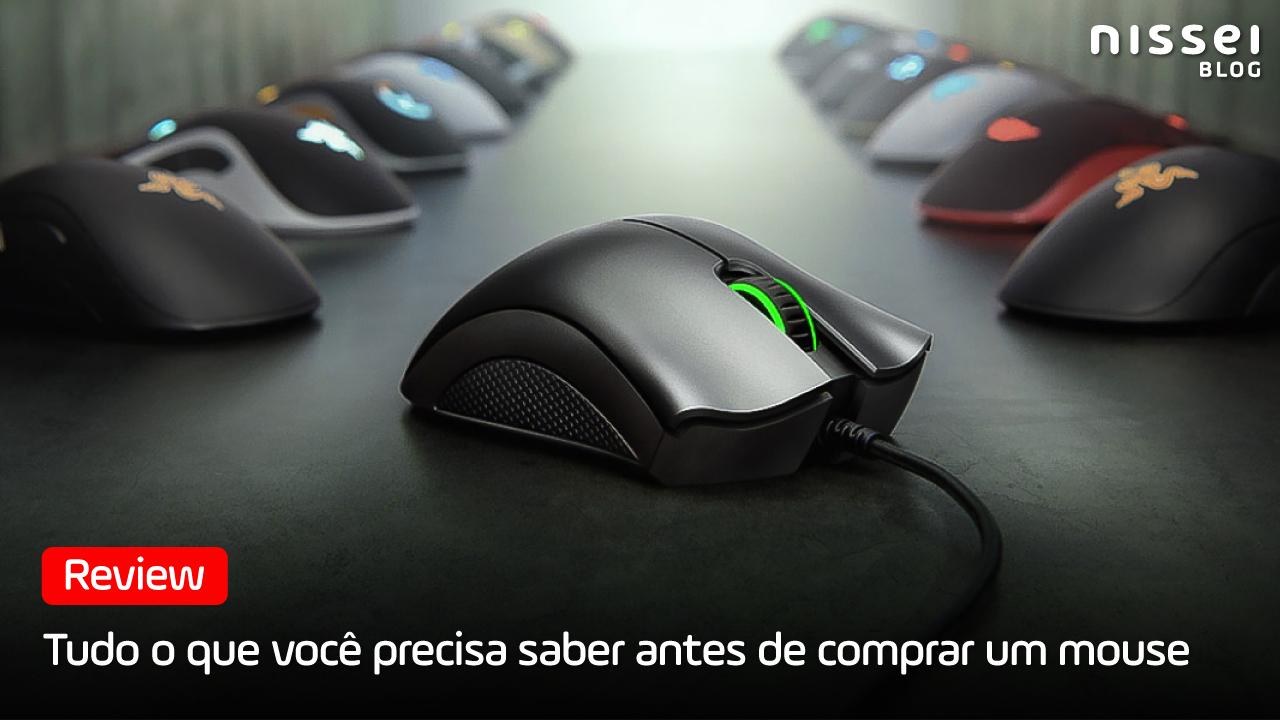 Diferenças entre Mouse Gamer e Mouse Comum