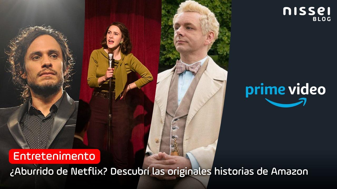 5 de las mejores series originales de Amazon Prime Video