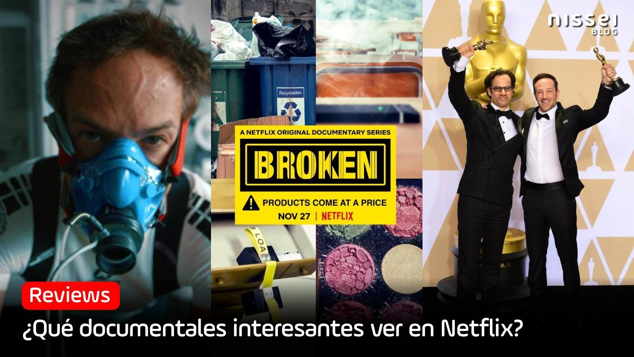 Documentales interesantes en Netflix - Parte I