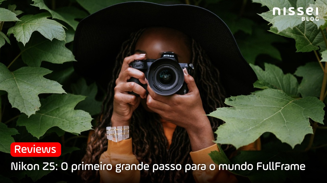 Nikon Z5: «A Mirrorless de Full Frame» para entusiastas