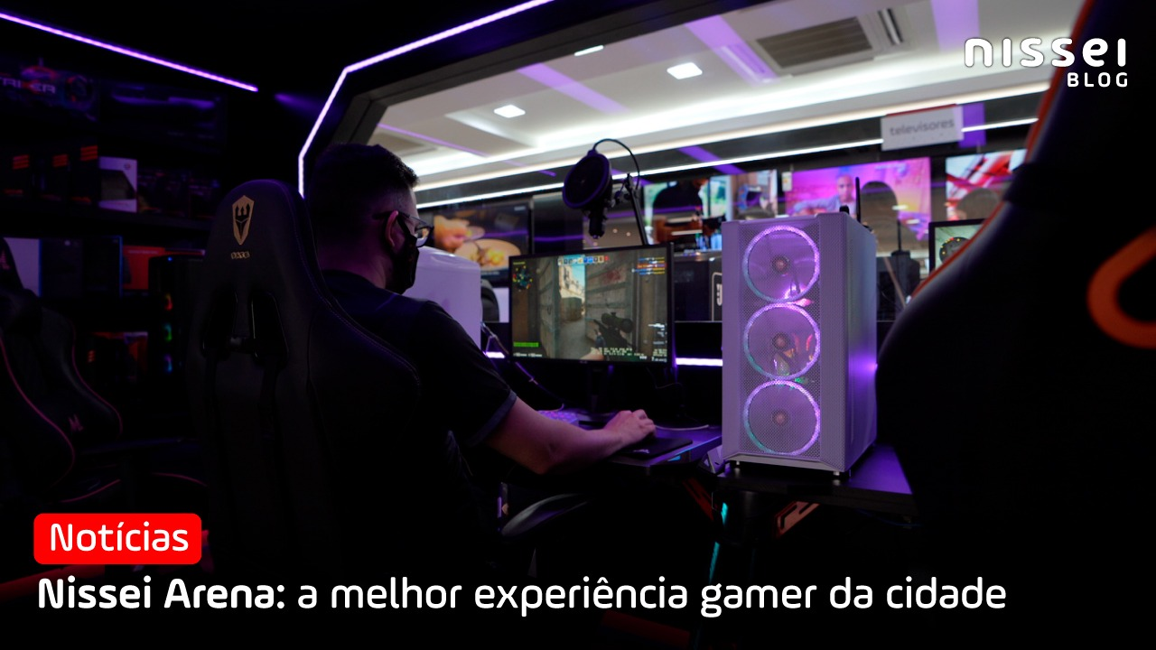 Nissei Arena, a melhor experiência gamer de Ciudad del Este