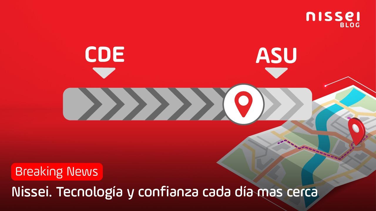 Nissei: Lo mejor de Ciudad del Este ahora en Asunción