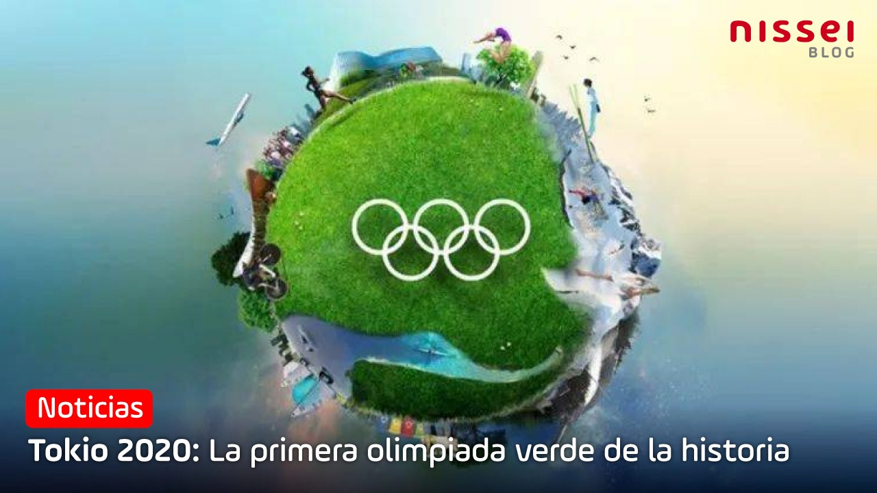 Curiosidades sostenibles en las Olimpiadas Tokyo 2020