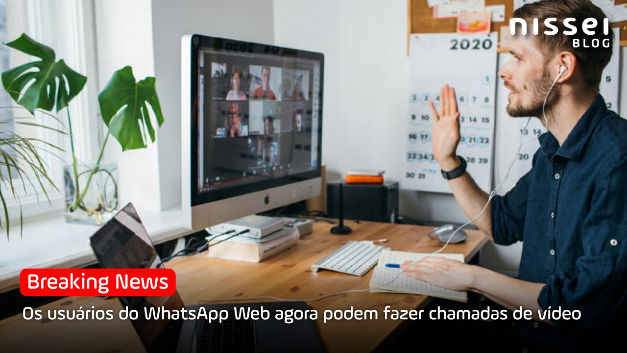 WhatsApp anuncia novo recurso para WhatsApp Web