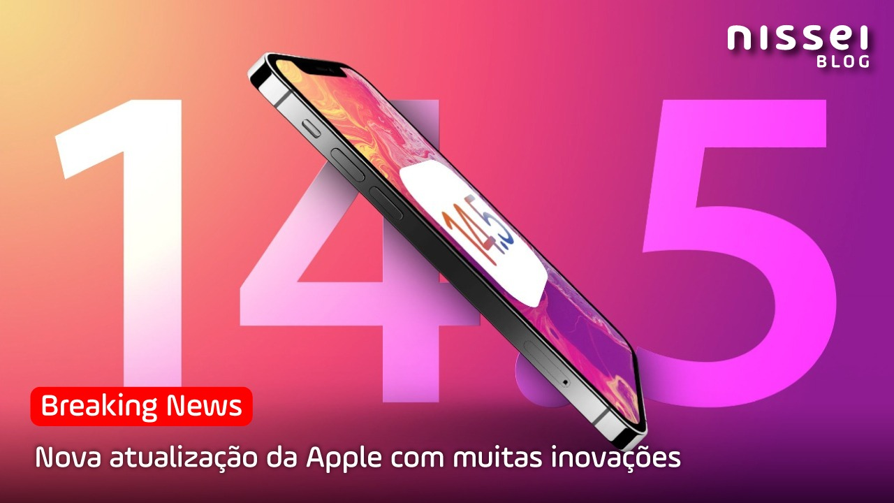 Você já atualizou seu iPhone? Contamos a vocês as novidades do novo iOS 14.5