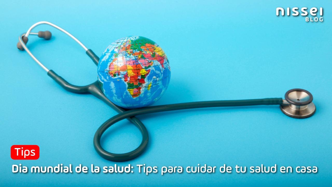Tips para cuidar de tu salud en casa