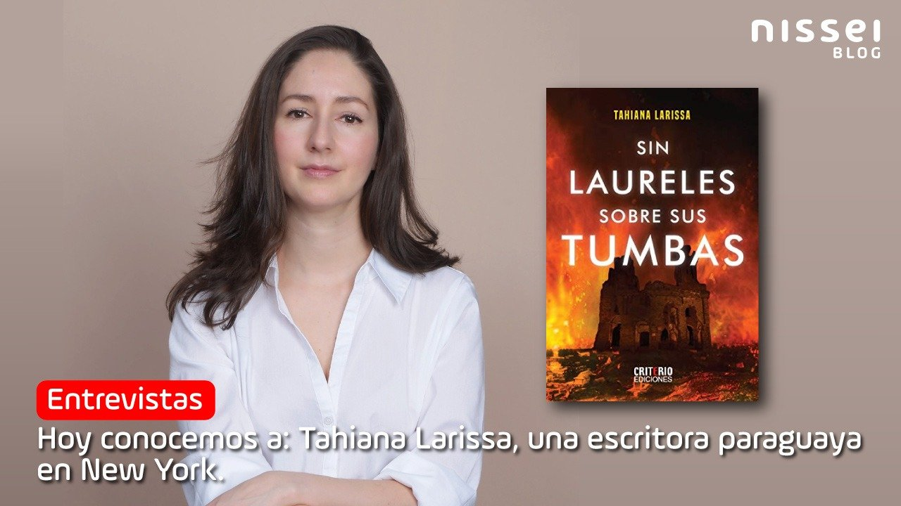 Por el Día Mundial del Libro, hablamos con la escritora Tahiana Larissa