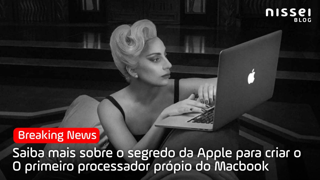 Apple anuncia seu novo processador para Macbook
