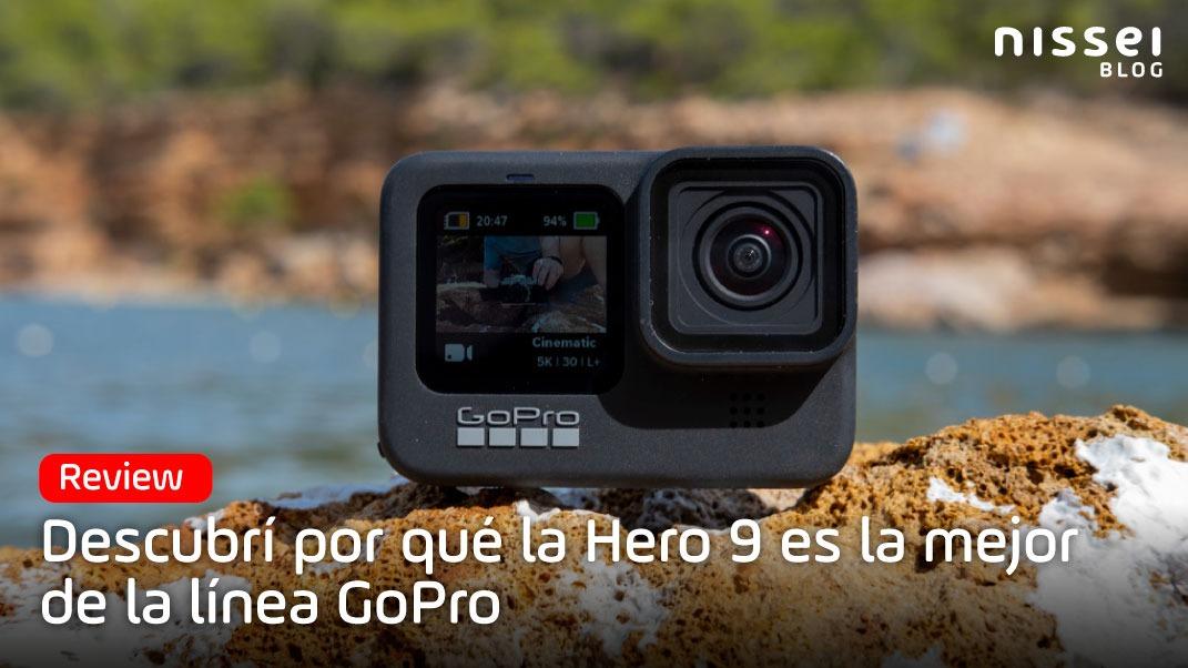 GoPro y la nueva Hero 9 Black