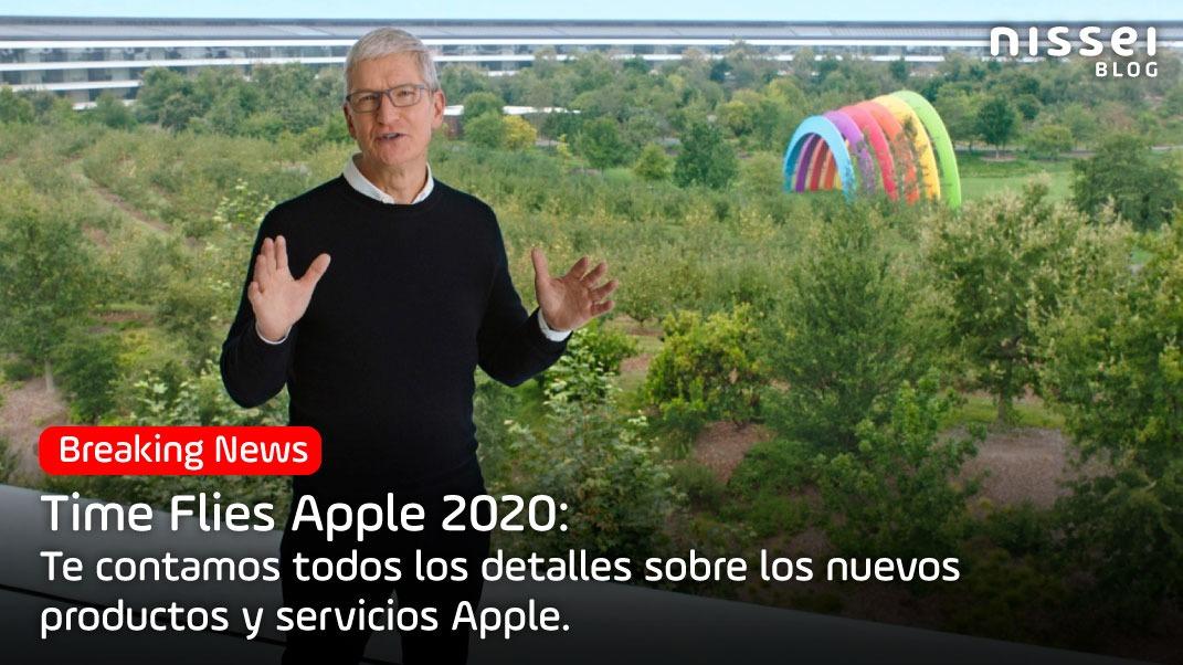 Apple anuncia nuevo ciclo y nueva tecnología sorprendente