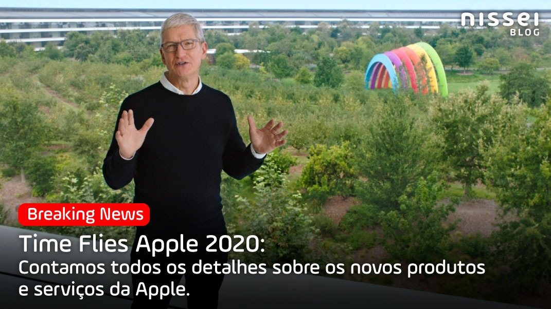 Contamos todos os detalhes sobre os novos produtos e serviços da Apple.
