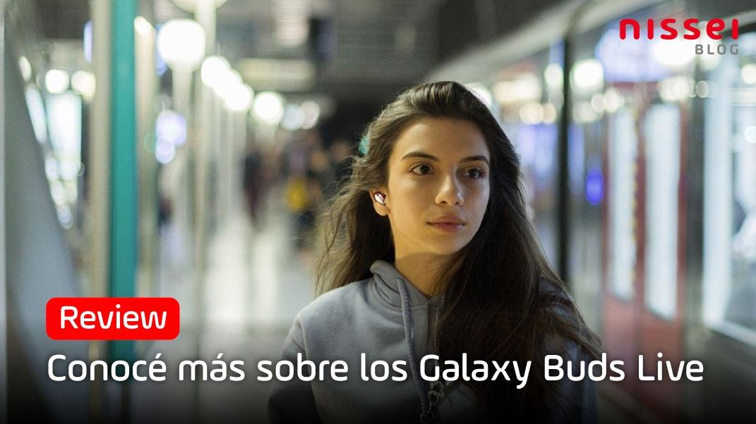 Galaxy Unpacked: Galaxy Buds Live, los frijoles de Samsung