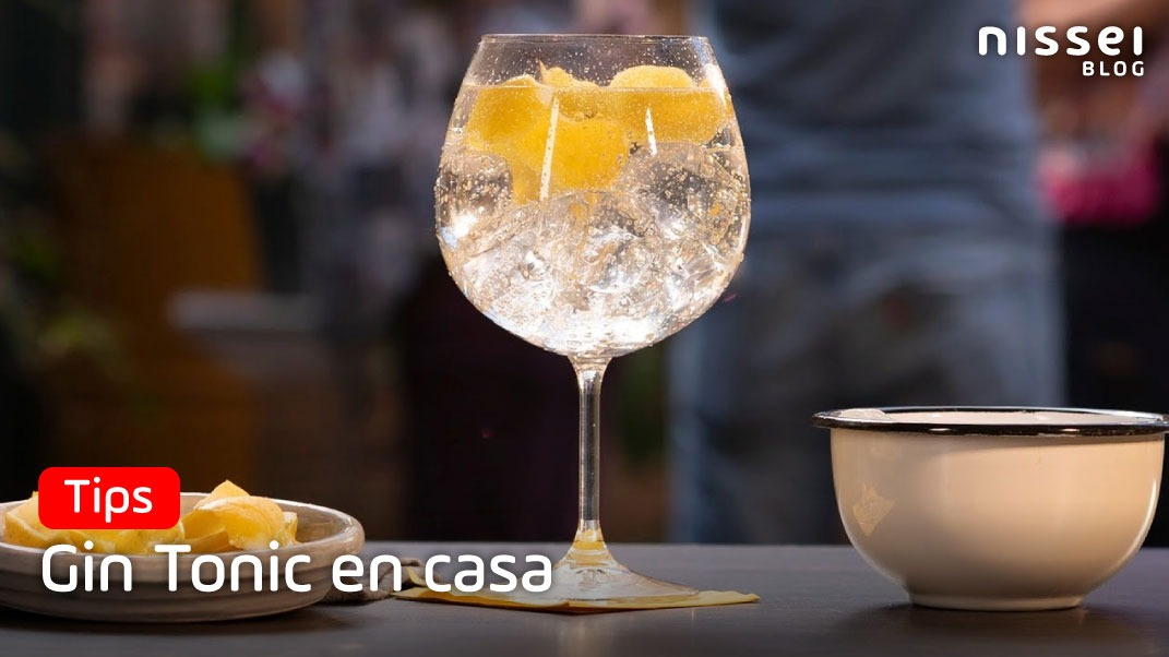 Gin-Tonic en casa