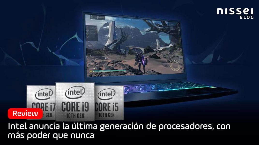 Intel 10ma Generación: Esports, Gaming y Streaming
