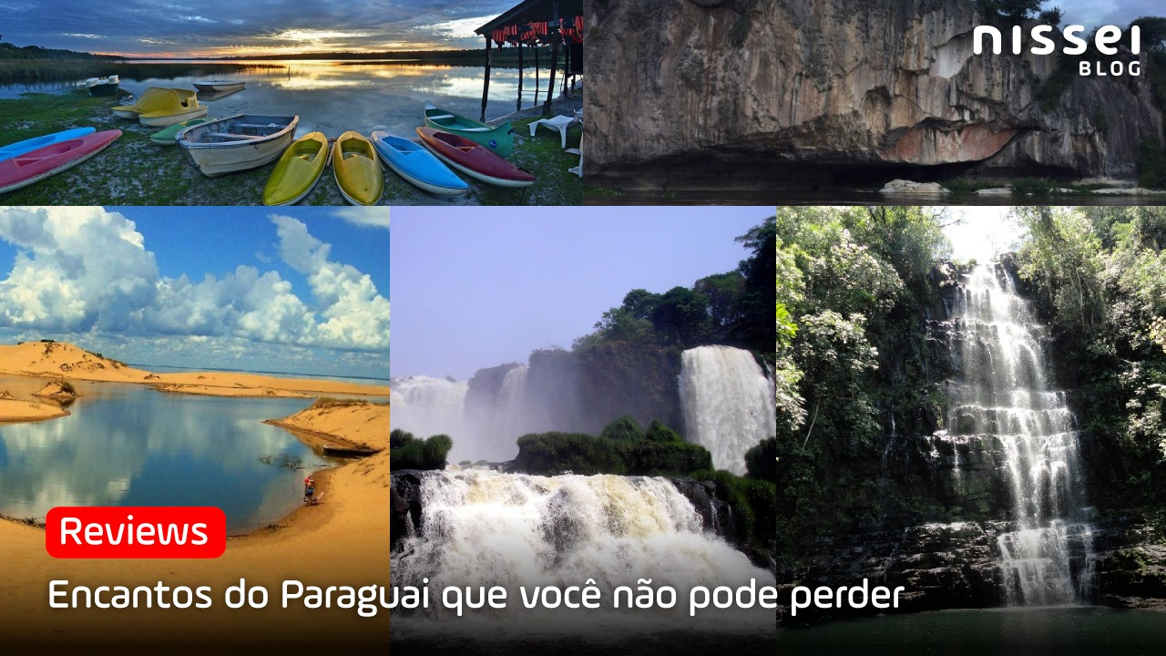7 lugares para explorar e se aventurar no Paraguai