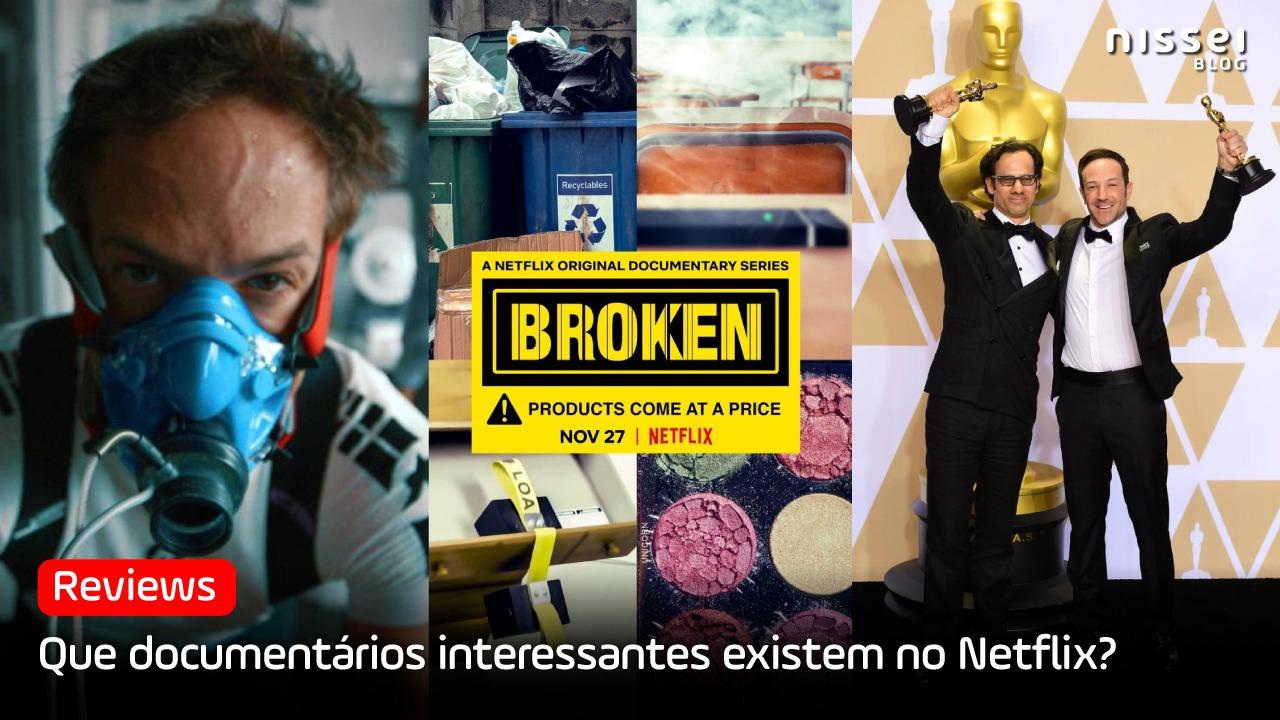 Documentários Instigantes na Netflix