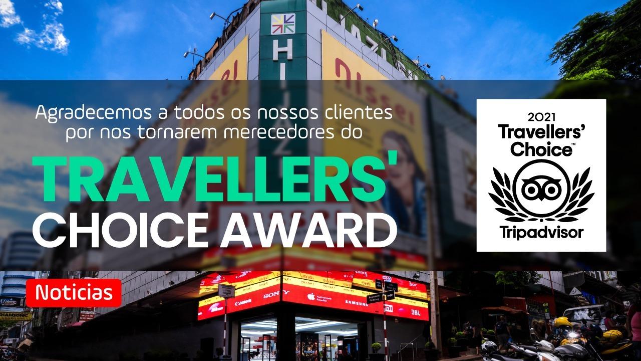 O Tripadvisor certifica Nissei pelo quinto ano consecutivo com o «Travellers'Choice»