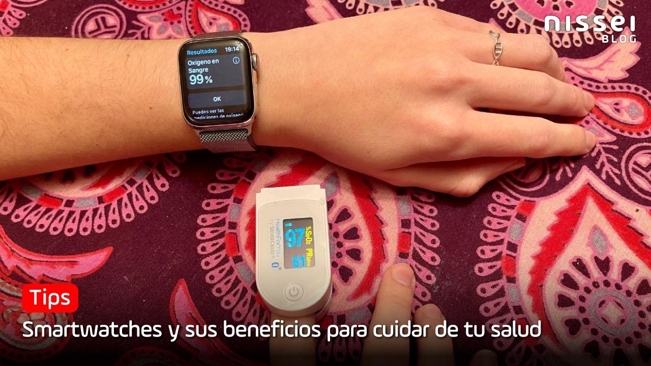 Smartwatch para mejorar tu salud
