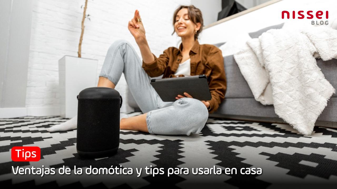 Domótica: cómo usarlo en tu casa